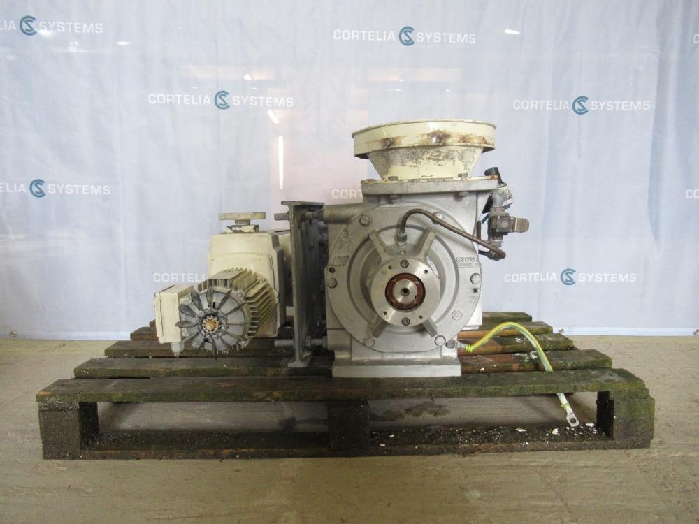 Zellenradschleuse 220mm - Waeschle