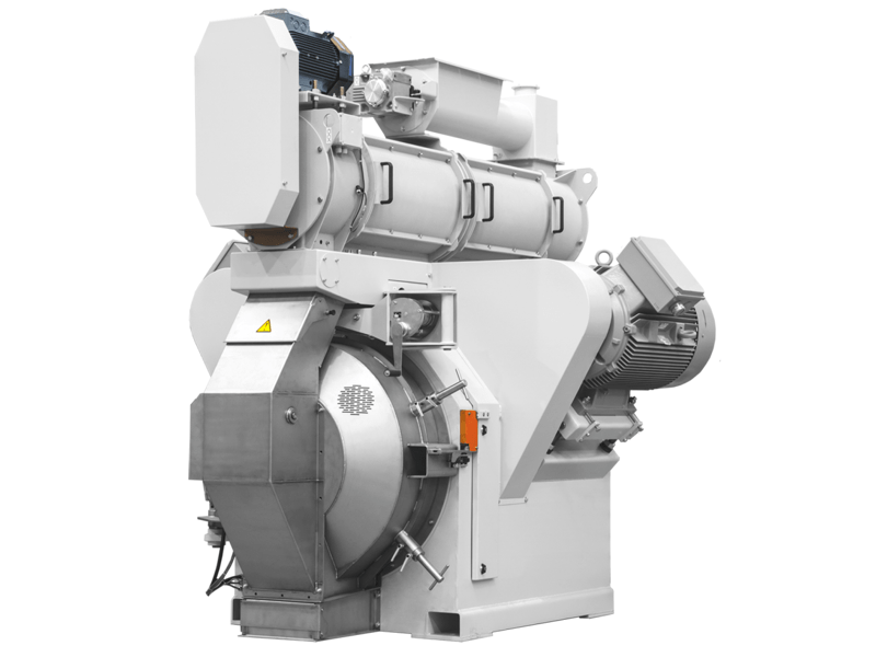 Pelletpresse T-660
